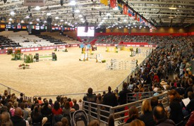 Equita Lyon instead of the Jumping of Liège