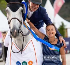 Casanova winner in Valence!